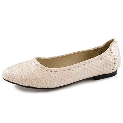 Shoes Metallic Donna Beige 00764 pittone Aurelia Ballerine Marc Nude PxqwP