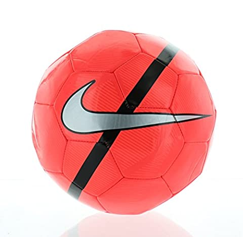 Nike Mercurial Fade Soccer Ball--Crimson/Black (Size 3)