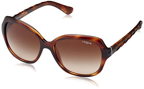 Marron havana Sonnenbrille brown Vogue vo2871s Gradient 68wgExYRq