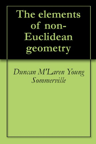 The Elements Of Non-Euclidean Geometry Downloads Torrent