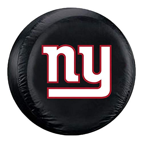 Fremont Die NFL New York Giants Tire Cover, Large Size (30-32