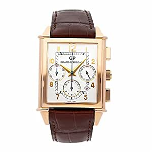 Girard Perragaux Vintage 1945 Automatic-self-Wind Male Watch 25480-52-111-BAED (Certified Pre-Owned)