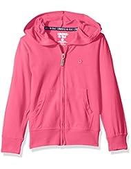Limited Too Big Girls\' Long Sleeve Zip Front Jersey Hoodie (...