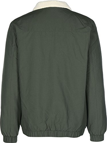 Bomber Lined Shearling amp; Green Lyle Men's Scott Jacket I1Xx8