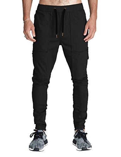 Italy Jogger Casual Sweatpants Khakis product image