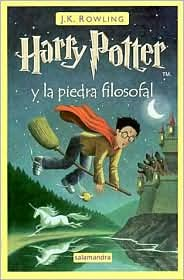 Harry Potter y la piedra filosofal (Harry Potter and the Sorcerer's Stone) (Harry Potter #1), Vol. 1 by J. K. Rowling, Alicia Dellepiane
