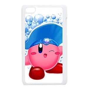 Kirby iPod Touch 4 Case White Eiqej