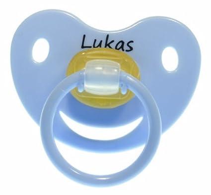 3 unidades. Nombre Chupete Lukas/Tamaño 1 (0 - 6 meses)/Pino ...