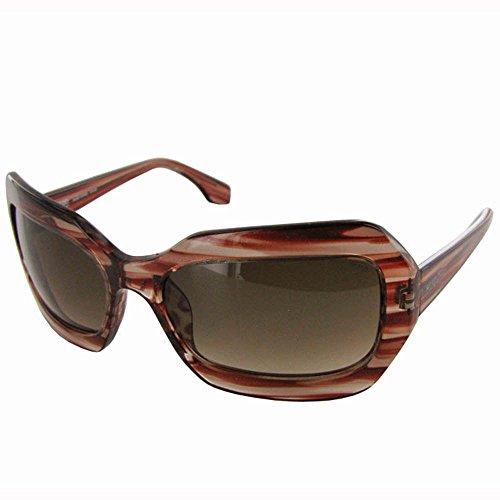 Hugo Boss Womens 'XT4 0018/S' Designer Sunglasses, Striped - Glasses Hugo Ladies Boss