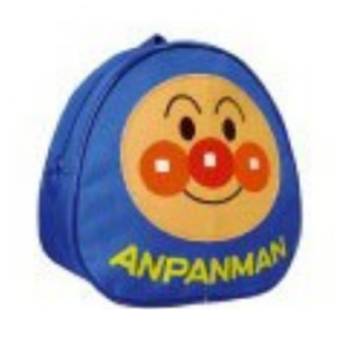 (Anpanman mini backpack blue 338 572 (japan import))