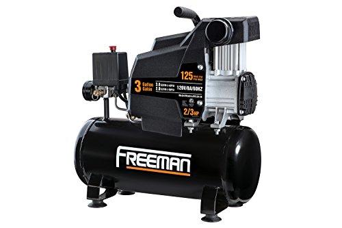 Freeman Pneumatics TA3GCOMP 3 gal Oil Free Compressor