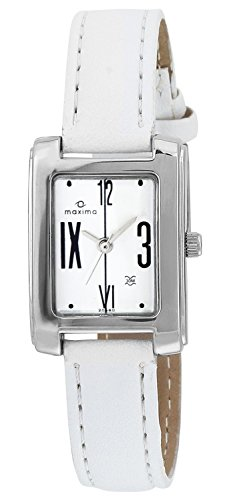 Maxima Mac Analog Silver Dial Women's Watch – 20680LPLI