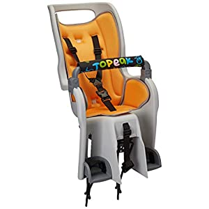 Topeak Baby Seat II 26in Non Disc Rack Bicycle Baby Seat with MTX Track Rear Rack