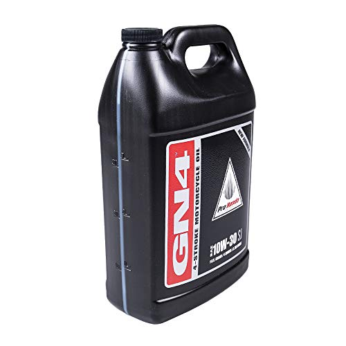 (Honda GN4 10W-30 Motorcycle Oil -)