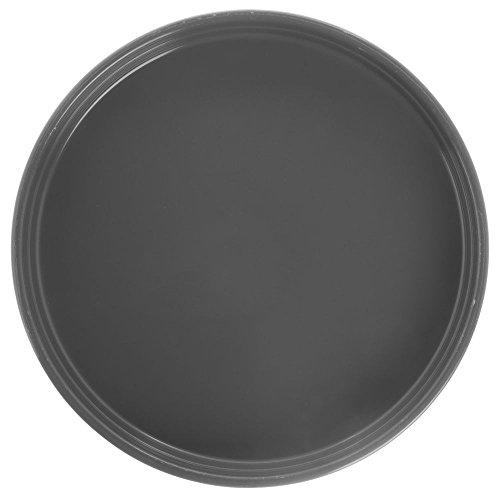 """Chicago Metallic Exact Stack Hard Anodized Aluminum Deep Dish Pizza Pan - 12"""" Dia x 2"""" D"""