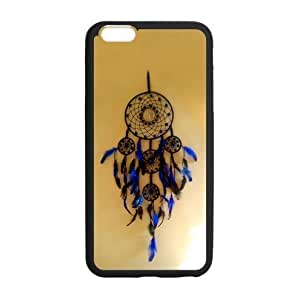 Super Beautiful Dreamcatcher Plastic and TPU Case Cover for iPhone 6 Plus 5.5 Inch (Laser Technology)