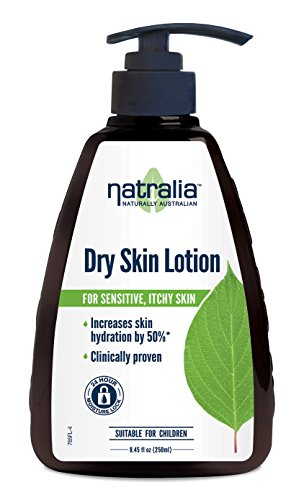 The Natural Dry Skin Body Lotion (Natralia Dry Skin Lotion 8.45 Fluid Ounce)