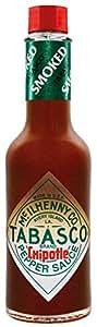 Tabasco Chipotle Pepper Sauce  150ml