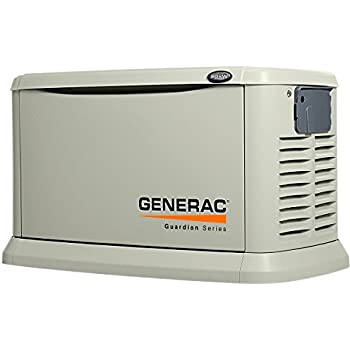 Generac 6730 20/18 kW Air-Cooled Standby Generator (Discontinued by Manufacturer)