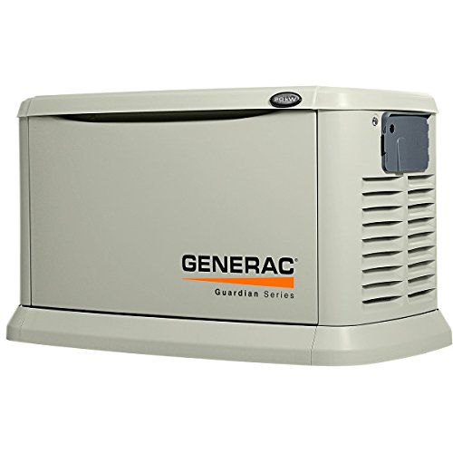 Generac 6730 20/18 kW Air-Cooled Standby Generator (Disco...