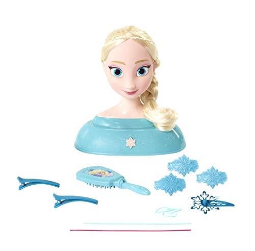 Frozen Disney Elsa Styling Head