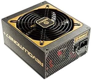 Enermax Revolution87+ 850W 850W ATX Negro - Fuente de alimentación (100 - 240 V, 24-pin ATX, 50 - 60 Hz, 11 - 5, ATX, 80 PLUS Gold)