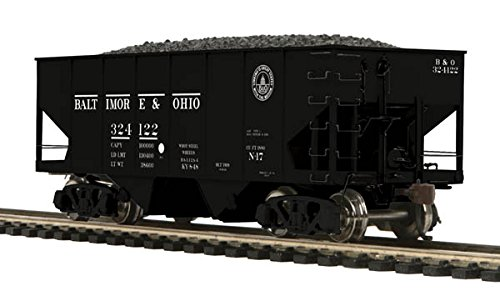 MTH 80-97062 HO Baltimore & Ohio USRA 55-Ton Steel Twin Hopper Car