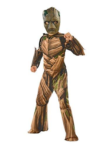 Rubie's Marvel Avengers: Infinity War Deluxe Teen Groot Child's Costume, Small ()