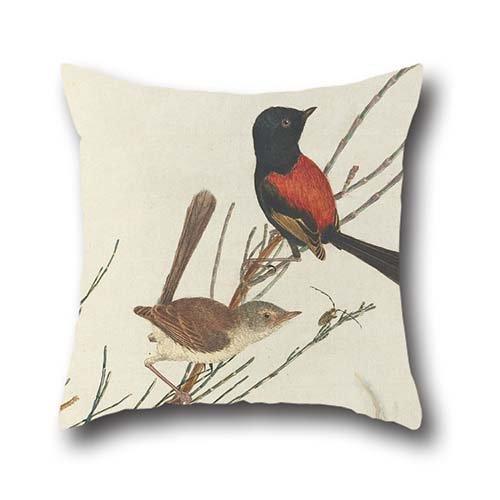 Warbler Plush Bird - 4