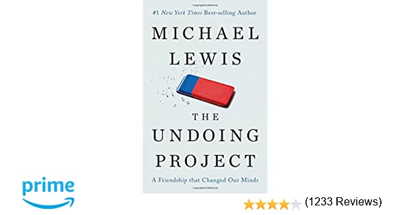 Amazon decision making problem solving books the undoing project a friendship that changed our minds fandeluxe Image collections