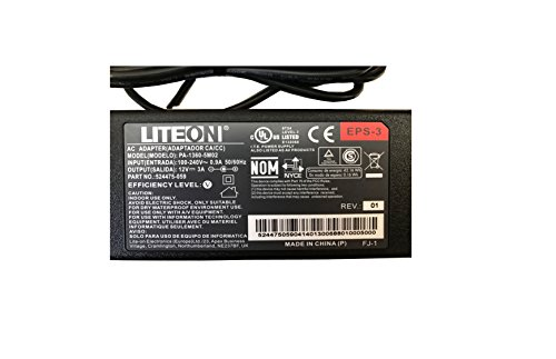 UpBright Genuine Original OEM Lenovo New AC//DC Adapter for Lenovo IdeaCentre Horizon II F0AQ000QUS 27 IdeaCentre C350 C360 C365 C460 C560 All-in-One AIO Desktop PC 120Watts Power Supply Charger