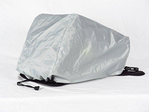 Wolfman LuggageM918 - Rain Cover-Rainer Tank (Tank Bag Rain Cover)