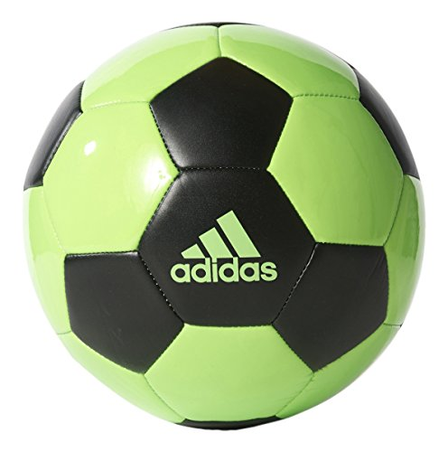 adidas Performance Ace Glider II Soccer Ball, Solar Green/Core Black, Size 3
