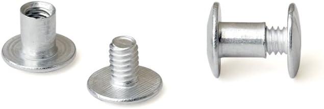 1//2 Aluminum Screw Post Extensions 100pk