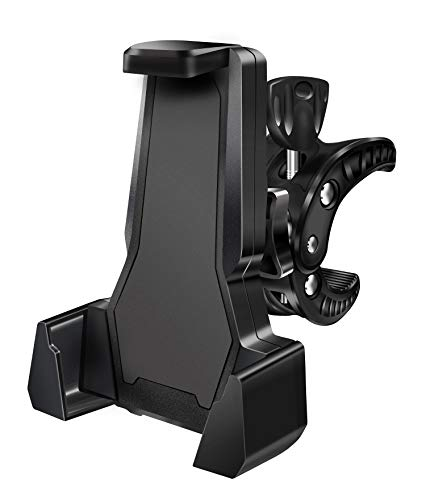 Great Features Of Bike Phone Mount, HoMii Phone Holder for Bike with Triangular Shape Arms to Keep P...