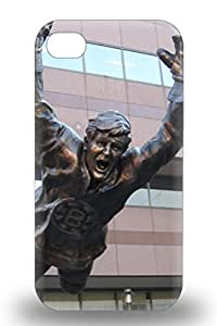 Scratch Free Phone 3D PC Case For Iphone 4/4s Retail Packaging NHL Boston Bruins Bobby Orr #4 ( Custom Picture iPhone 6, iPhone 6 PLUS, iPhone 5, iPhone 5S, iPhone 5C, iPhone 4, iPhone 4S,Galaxy S6,Galaxy S5,Galaxy S4,Galaxy S3,Note 3,iPad Mini-Mini 2,iPad Air )