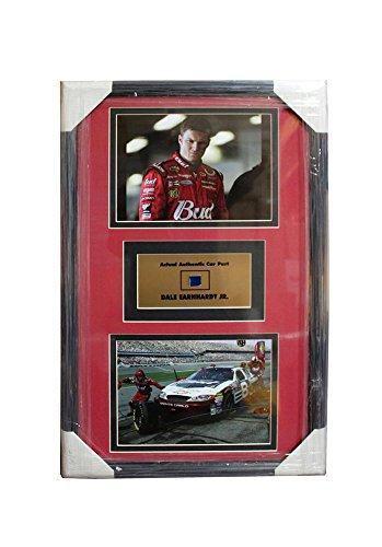 (Encore Select 135-04 NASCAR Dale Earnhardt Junior Game Used Frame with Bonus Memorabilia, 22-Inch by 26-Inch)
