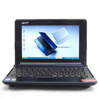 Aspire One (Mini Laptop Acer Windows Xp)