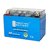 Mighty Max Battery YTX9-BS Gel 12V 8AH Battery for 94-97 Suzuki RF900 Motorcycle Battery Brand Product