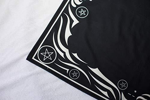 Tarot Cloth and Moon Tapestry Bundle by Hidden Crystal Tarot (Image #2)