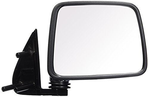 OE Replacement Nissan/Datsun Pickup Passenger Side Mirror Outside Rear View (Partslink Number NI1321109)
