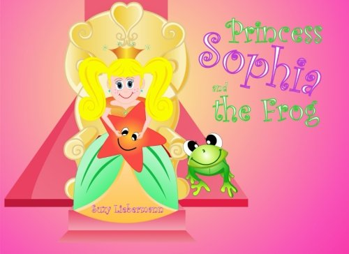 Princess Sophia and the Frog by Happy Language Kids LLC