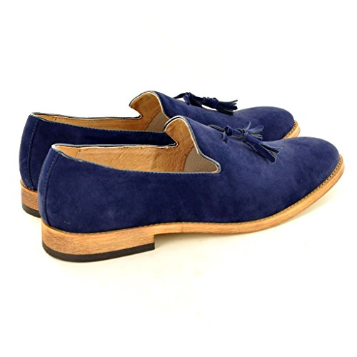 My Perfect Pair - Mocasines para hombre Azul - azul marino