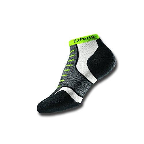 Thorlo Mens Experia CoolMax Micro Mini Crew Sock (Thorlo Coolmax Mini)