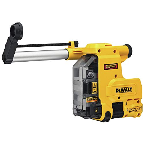 (DEWALT DWH304DH Onboard Dust Extractor for 1-1/8