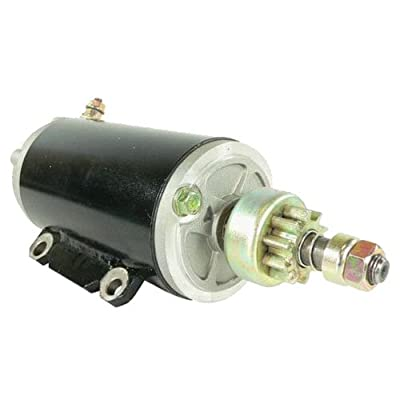 Db Electrical Sab0062 Johnson Omc Marine Outboard Starter For 80 85 90 100 112 115 120 125 130 135 140, 385529, 386465, 389380, 389954, 391554