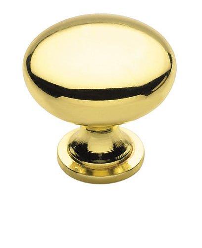 Amerock BP1910-PB Allison Value Hardware Round Knob Polished Brass