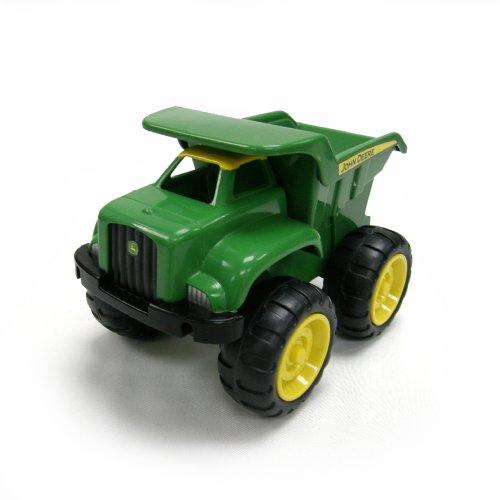 "John Deere 6"" Sandbox Vehicle - Dump Truck"