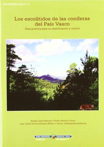 Descargar Libro Escolitidos De Las Coniferas Del Pais Vasco, Los Sergio Lopez Romero