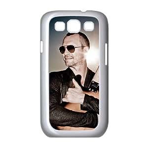 Biagio Antonacci M1X47S4NE funda Samsung Galaxy S3 9300 funda caso E867P2 blanco
